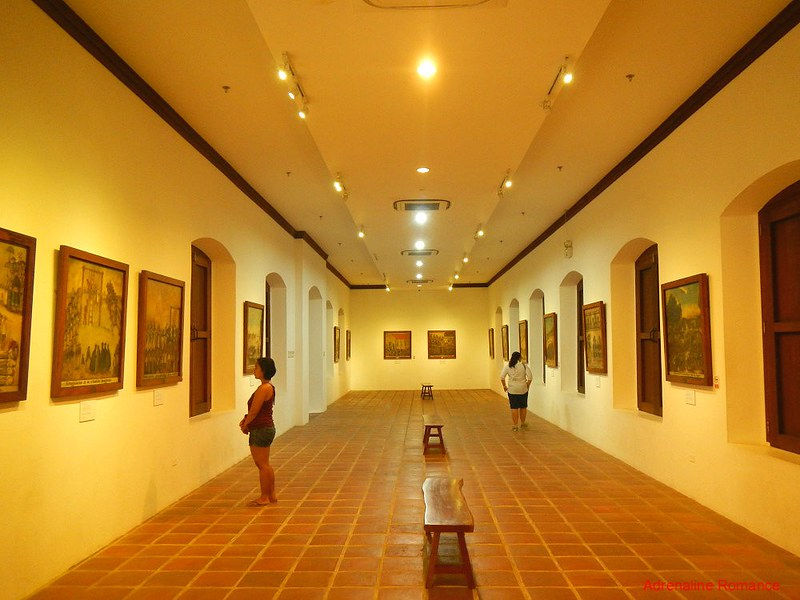 Art gallery, Elpidio Quirino National Museum