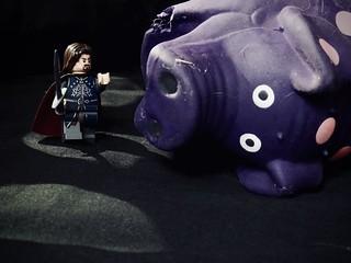 Slaying the Beast by Steven Reid