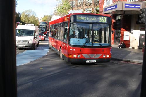 Go-Ahead London WHY9 LX11DVB