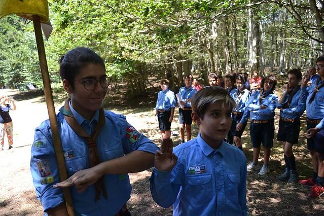 veglioncino degli scout gioia