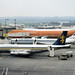 Boeing 707-326C G-CDHW Gatwick 22-4-78