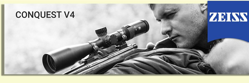 New: ZEISS Conquest V4 Riflescopes!!! - Alberta Outdoorsmen