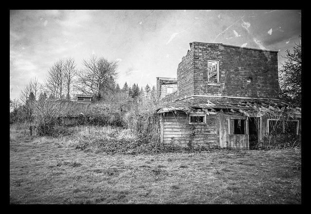 Northern State Hospital Ruins
