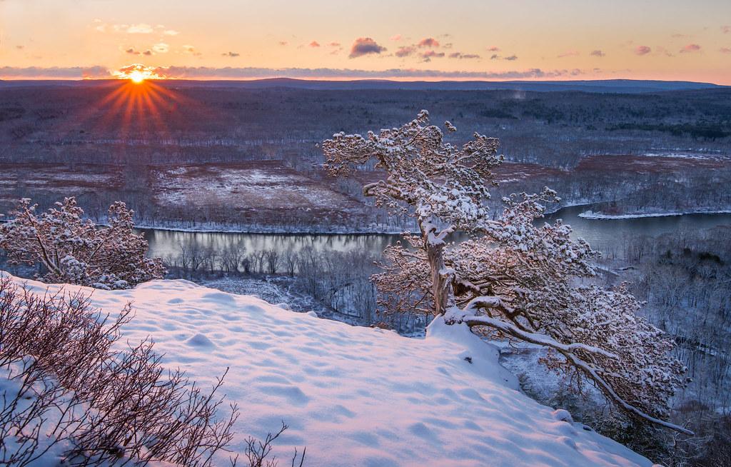 Sunrise from the Cliff Trail   Derek Boen   Flickr