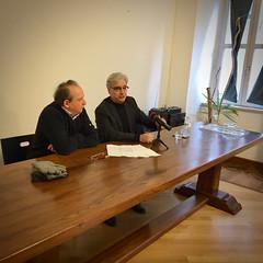 Marco Gentili e Maurizio Turco