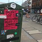 Norton Folgate 的形象. london poster notestostrangers nortonfolgate streetart talent