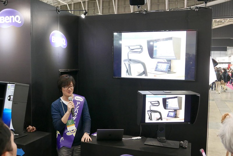 BenQアンバサダー at CP+2018