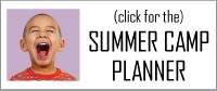 Summer Camp Planner