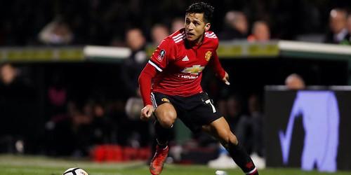 Alexis Sanchez Mendapatkan Sanjungan Dari Jose Mourinho dan Michael Carrick