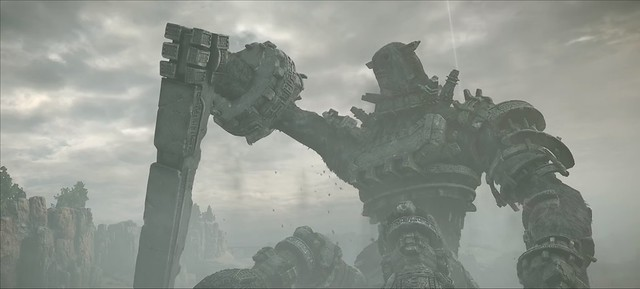Shadow of Colossus Remake - Vzestup Gaiuse