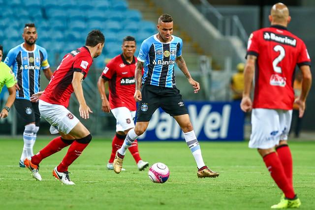 Grêmio x Brasil-Pel 07/02/18 Gauchão 2018