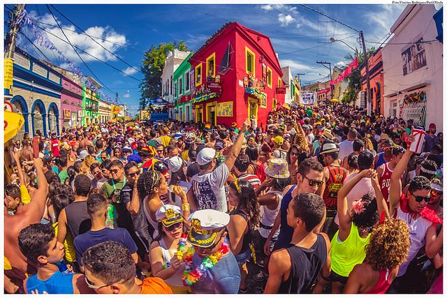 """""""A Rua do Bonfim também é conhecida pela pouca paquera LGBT"""" - Créditos: Divulgação"""