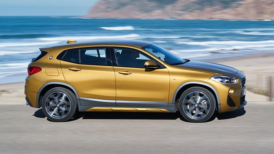 BMW X2 fabricki fotografii 3