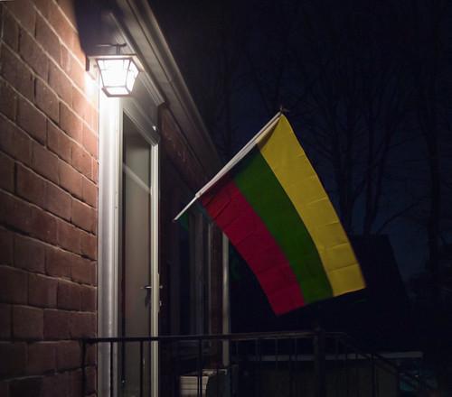 Laiminga Lietuvos valstybės atkūrimo diena!