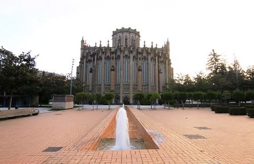 Gasteizko katedral berria I