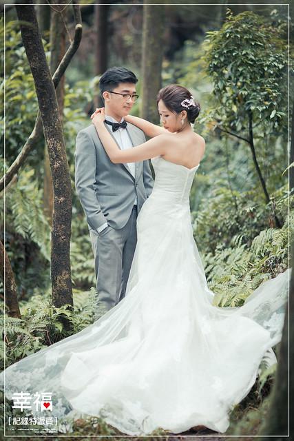 『婚紗攝影』此刻與你相擁