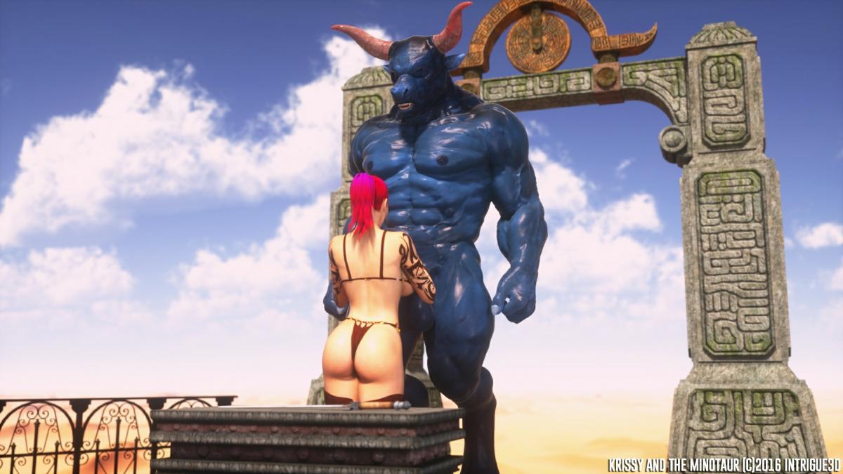 Hình ảnh 25795367237_4ea44be4d7_o trong bài viết Krissy And The Minotaur