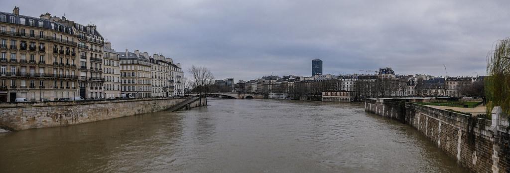 Paris et les crues de la Seine 25797152208_ff9e5e0571_b