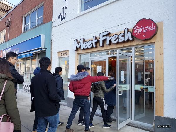 Meet Fresh storefront