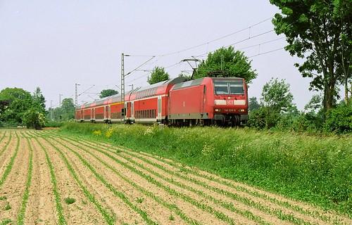 DB 146 028-6 Frasselt