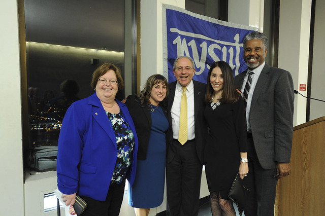 NYSUT Legislative Reception