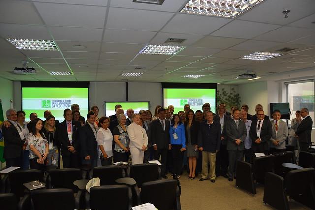05 a 07/02/2018 - 1º Encontro de Gestão da Alta Administração da Rede Ebserh