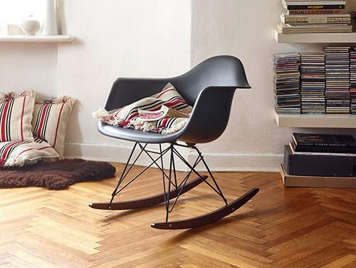 Eames RAR Plastic Armchair