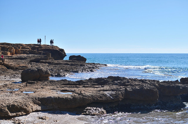 Costa Dorada, Punta de la Mora