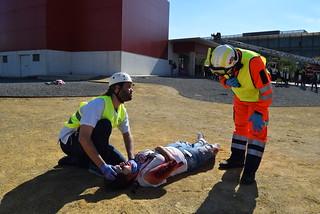 Práctica Accidente Múltiples Víctimas (103)
