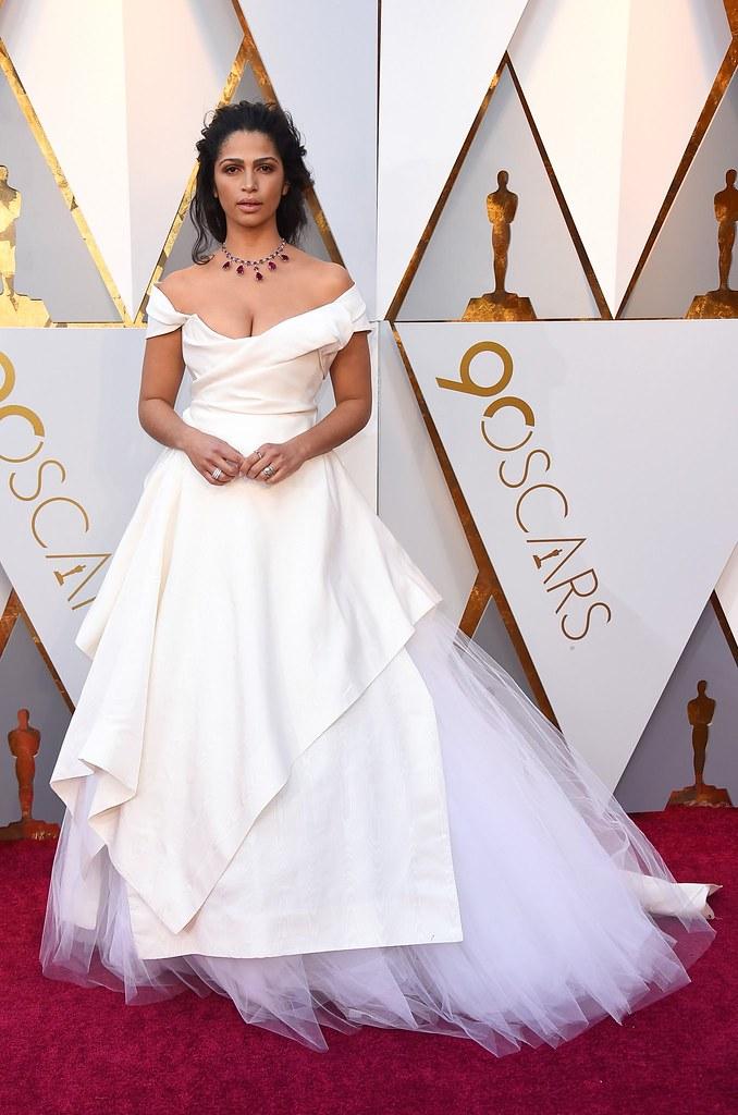 Camila Alves Oscars 2018