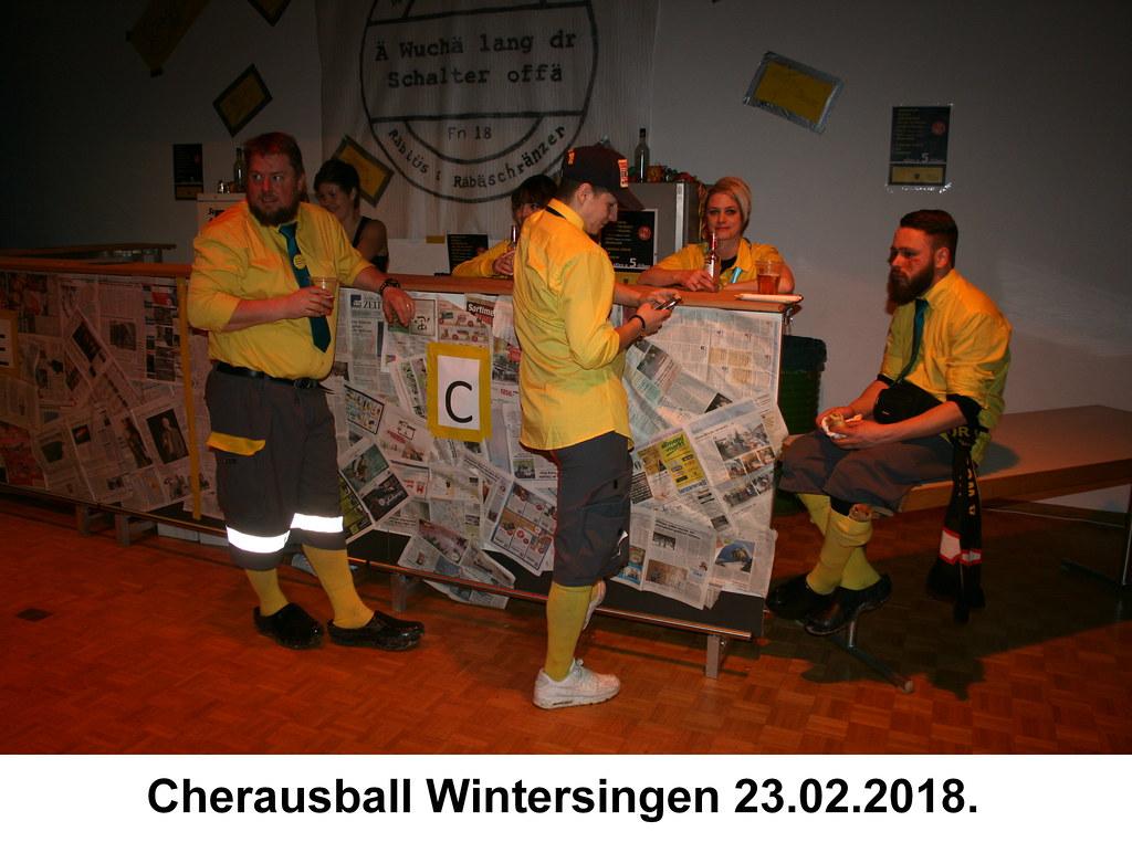 2018 Cherusball Wintersingen