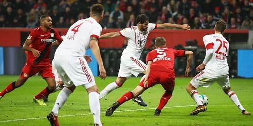 12 Pertandingan Tidak Terkalahkan Bayer Leverkusen Dipatahkan Oleh Bayern Munich