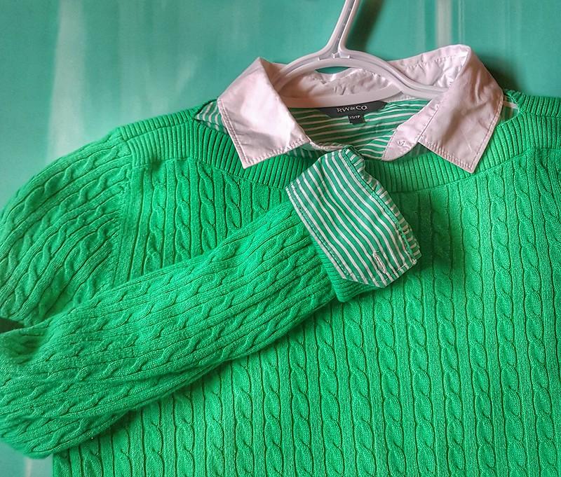 Wardrobe Basics Collared Cuffed Shirt