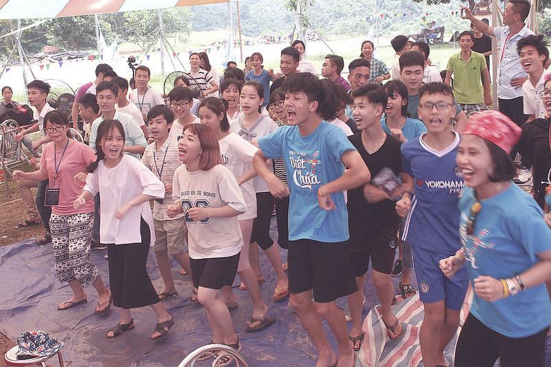 trại hè thanh niên 2017