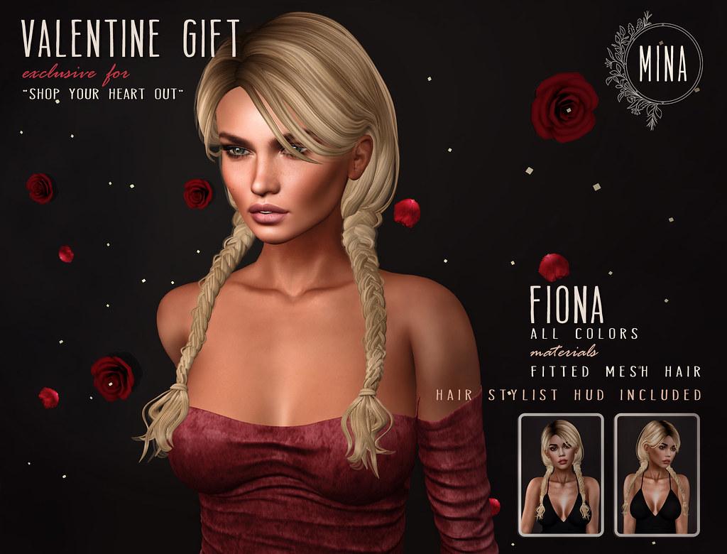 MINA Hair – Valentines Gift