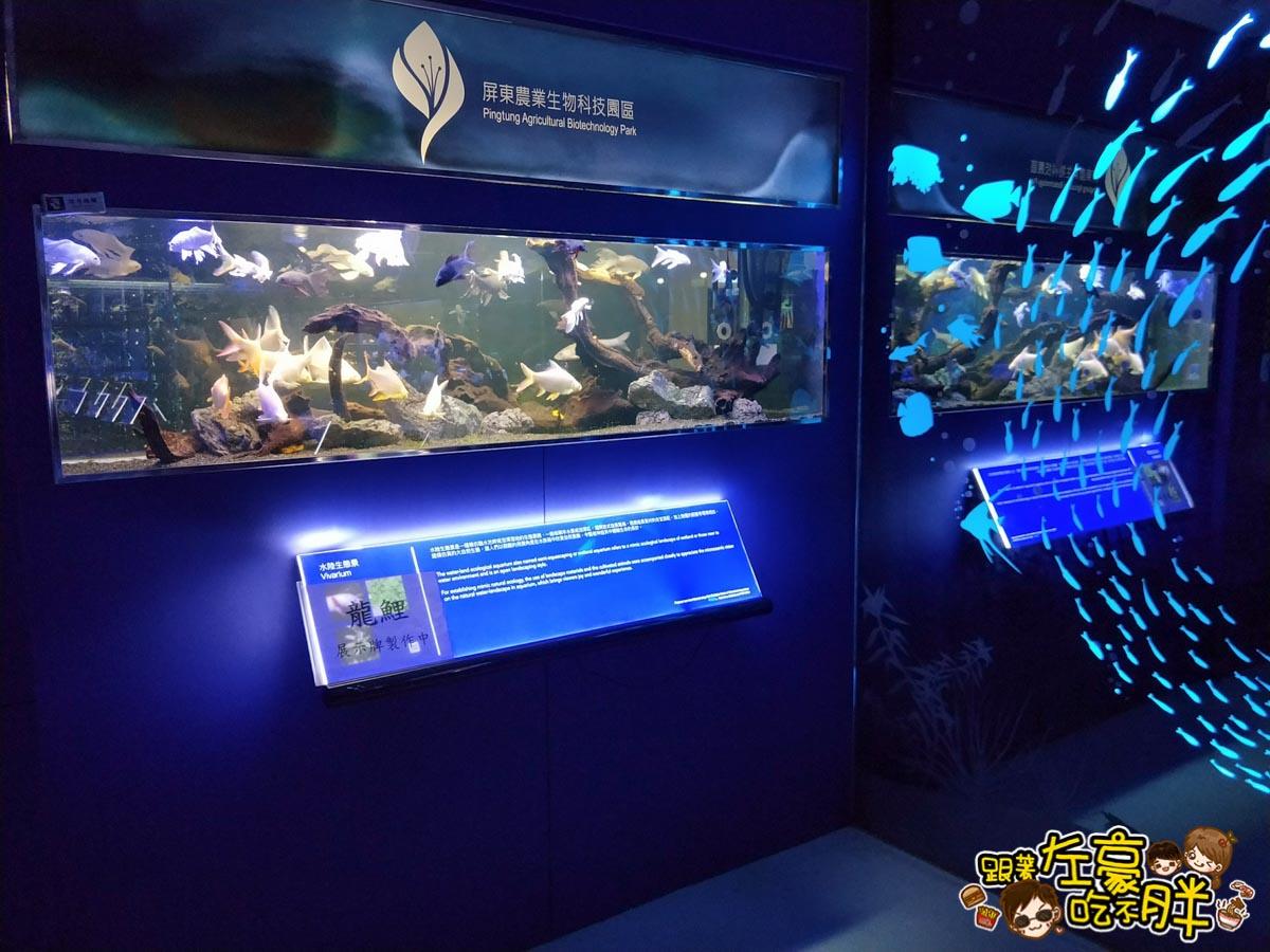 屏東生技園區國際級水族展示廳-15