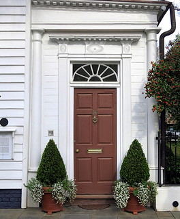 The James Brown House, 54 King Street, Charleston, SC