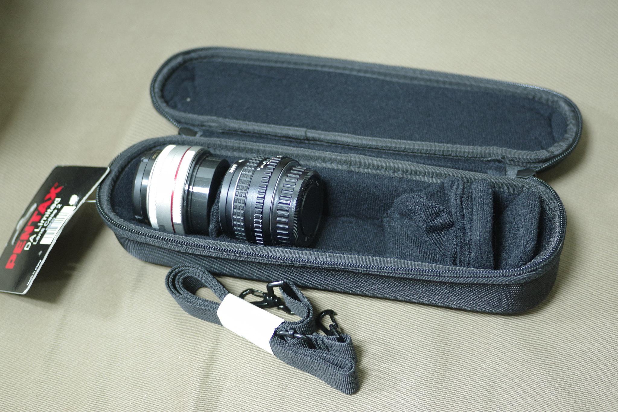 [開箱] 餅乾盒 2 (Pentax Lens Case 2)