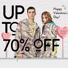 GAMISS Valentine's Day Promotion