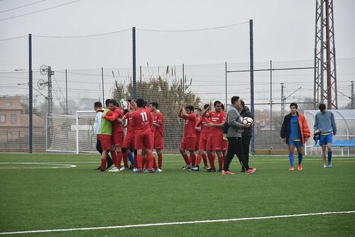 Fútbol 3º Andaluza Unión Deportiva Dos Hermanas y Colegio Claret