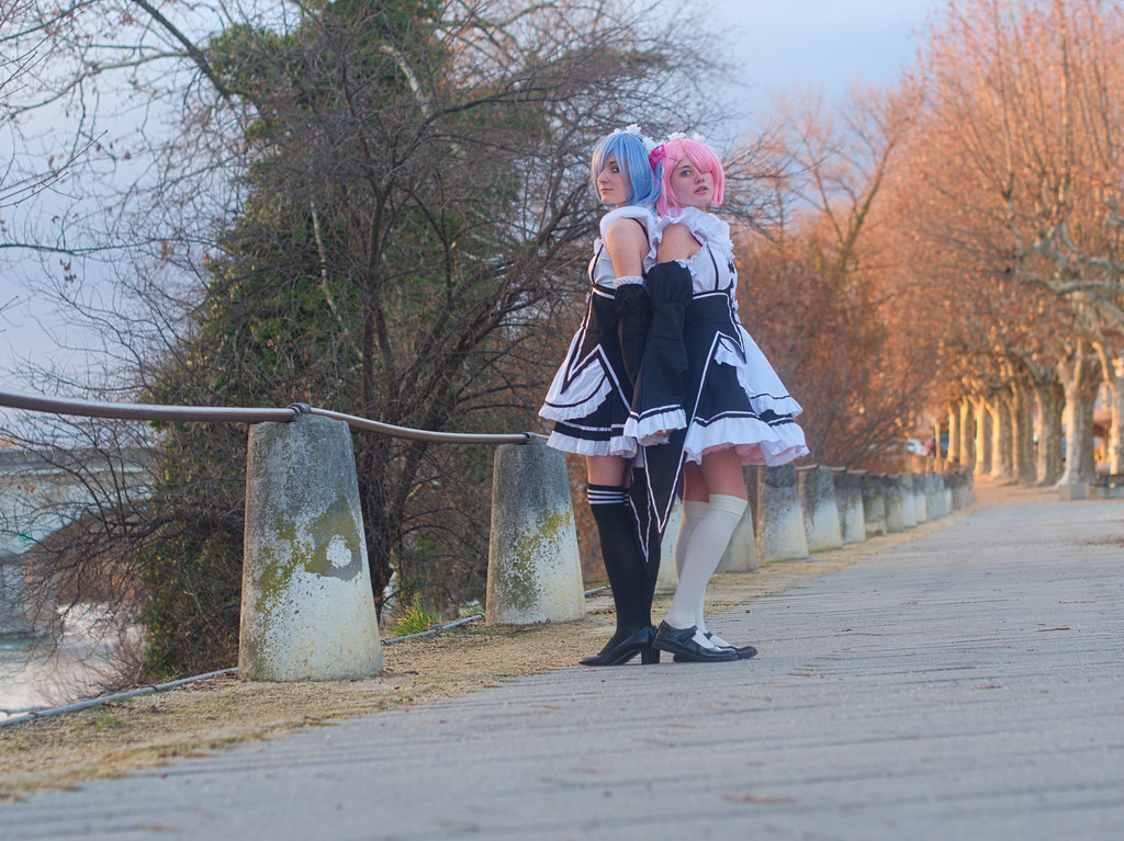 related image - Shooting Re Zero - Betachuu - Crest -2017-12-23- P1100757