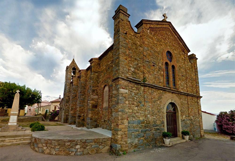 Eglise Sari-Sulinzara