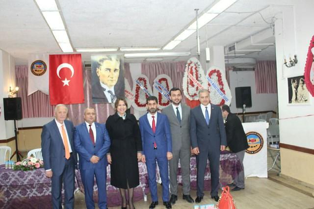Sanayi Esnaf Kooperatifi genel kurulunu gerçekleştirdi