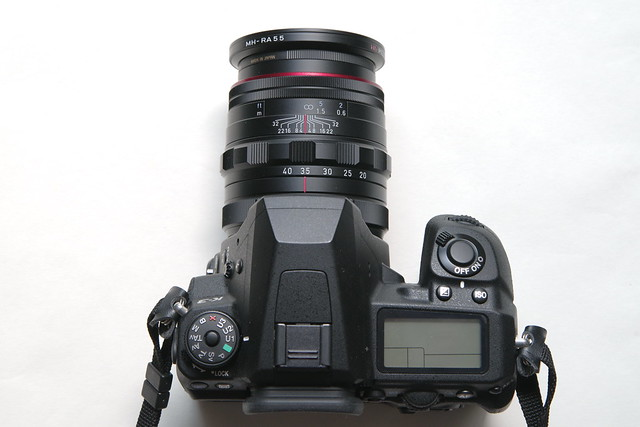 K-3&HD PENTAX-DA 20-40mm