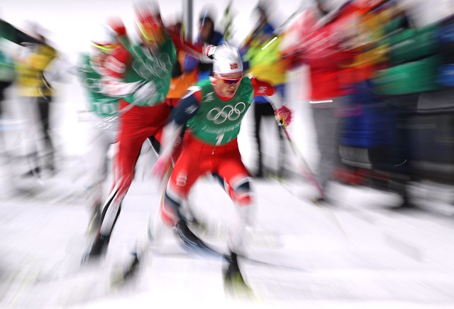 Winter Olympics 2018 - Wednesday 21 February