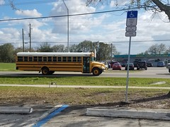 5012 - 2012 IC CE - Hillsborough County School Bus