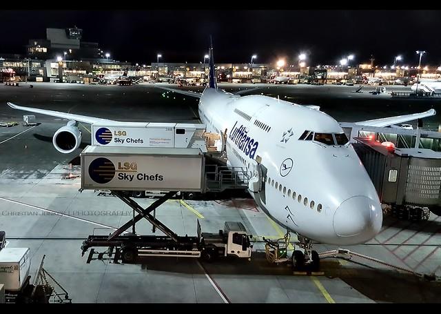 B747-830 | Lufthansa | D-ABYD | FRA