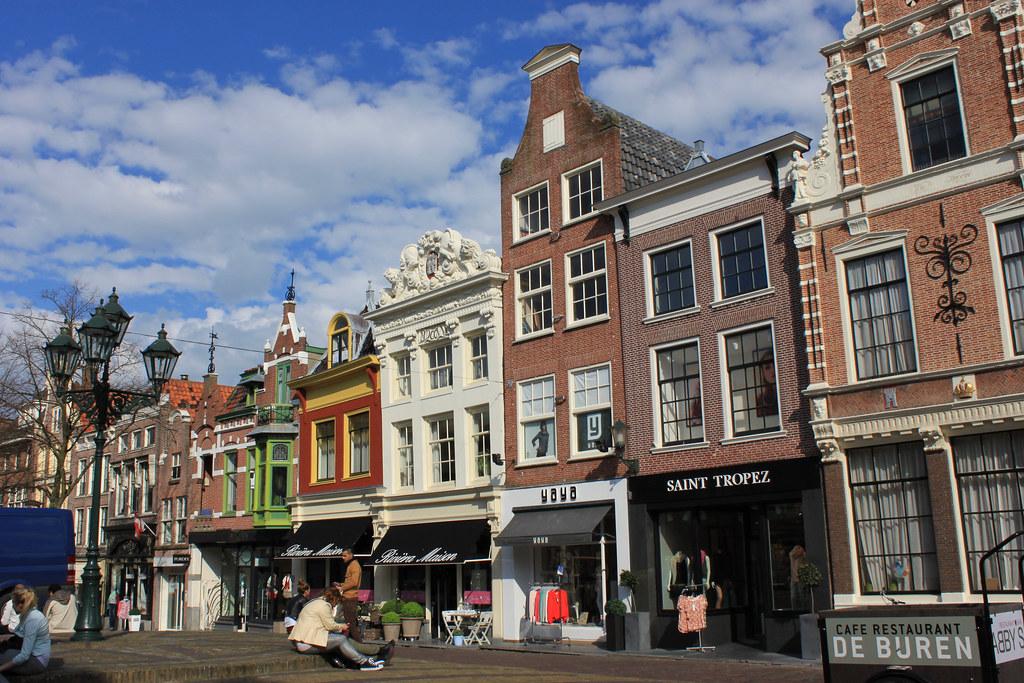 Alkmaar ja juustomarkkinat