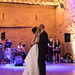 A kiss on the dancefloor