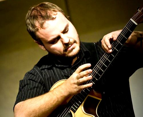 Dr. Phillips Center presents Andy McKee